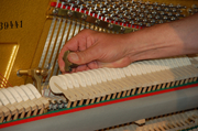 Klavierrestauration Stuttgart